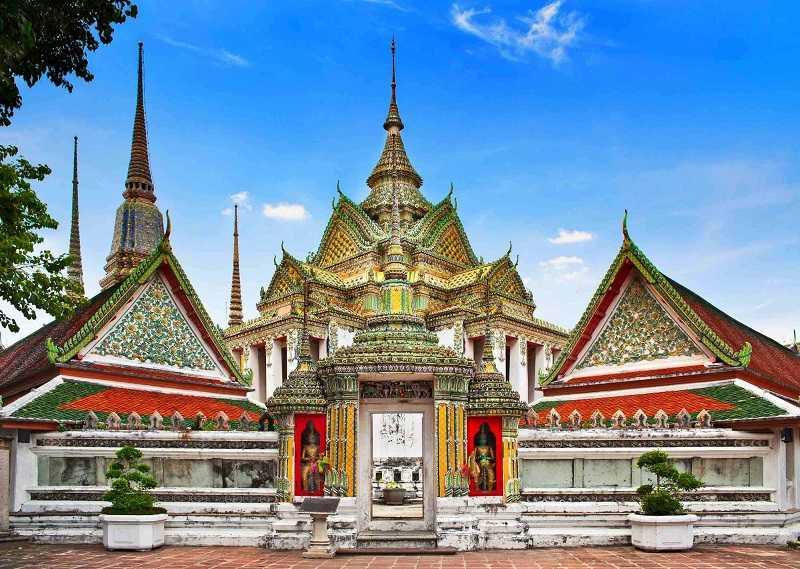 Бангкок Ват Пхо