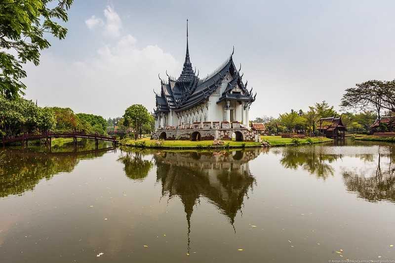 Бангкок городе Муенг Боран
