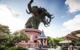 Бангкок национальный музей Эраван
