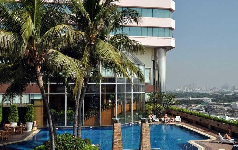 Бангкок район Каосан Роуд гостиница