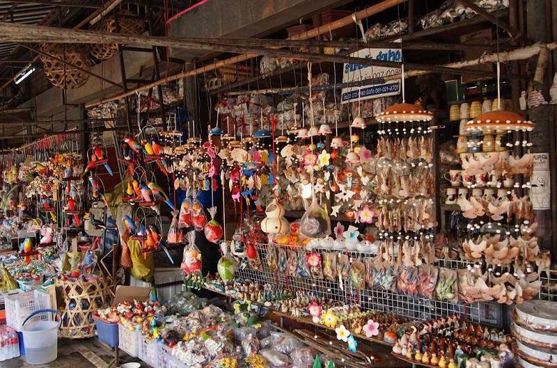 Бангкок рынок Чатучак
