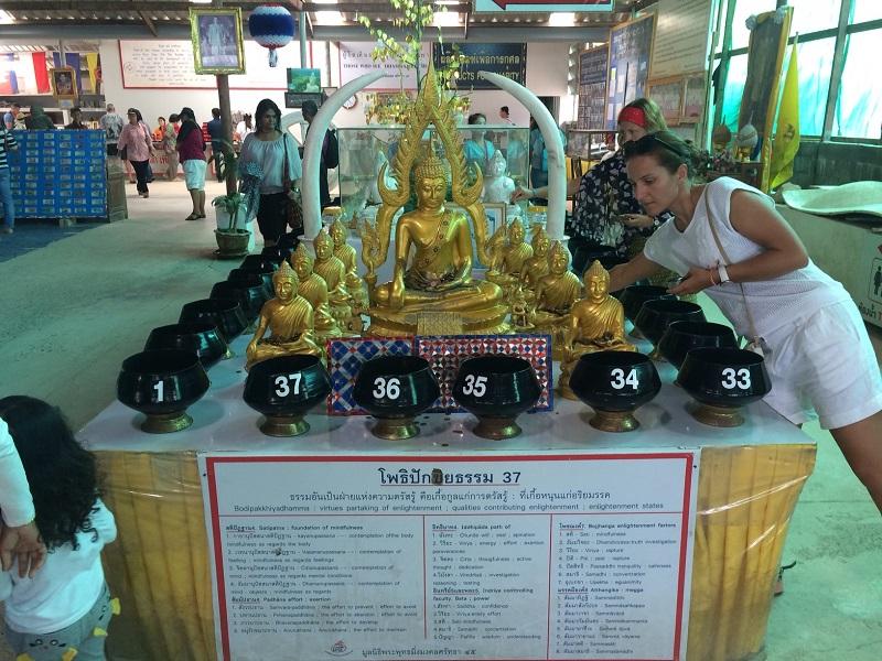 Большой Будда на Пхукете музей