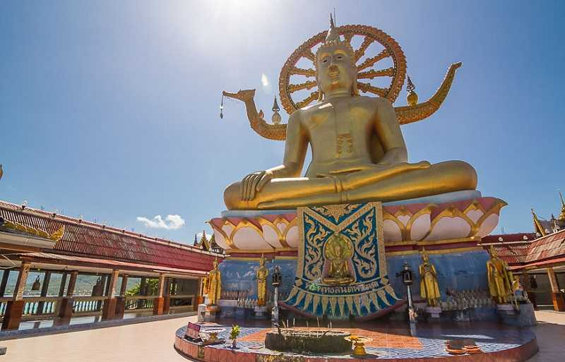 Бопхут на Самуи храм Биг Будда