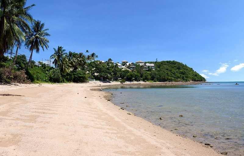 Бопхут на Самуи пляж