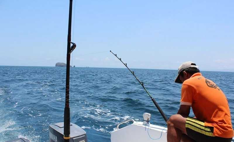 Чандидаса рыбалка