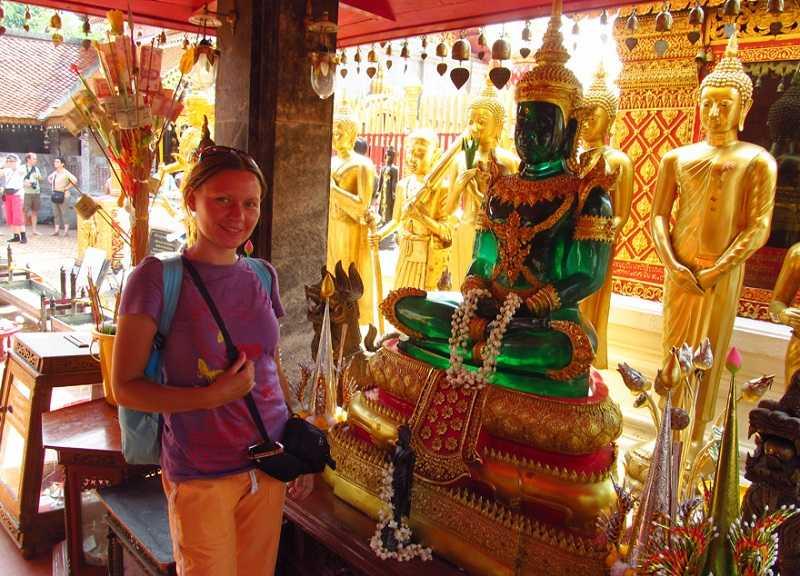 Чиангмай храм Доп Сутеп