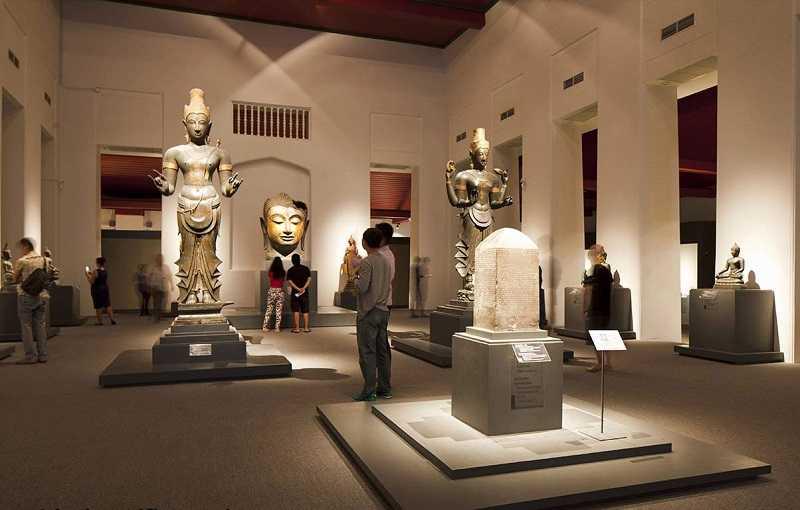 Чиангмай музей культуры и искусства