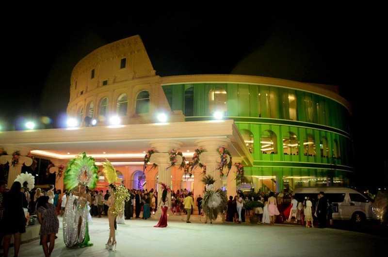 Colosseum Show Pattaya в Паттайе