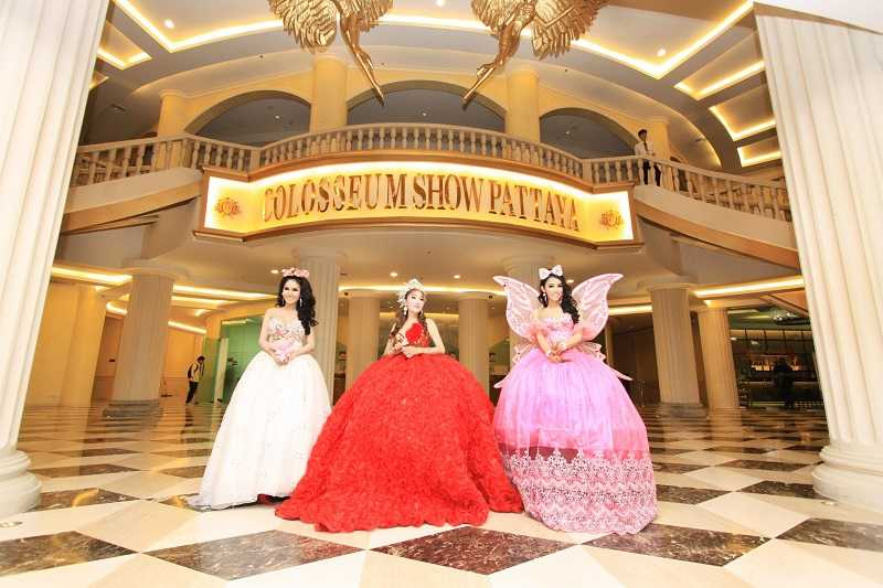 Colosseum Show Pattaya в Паттайе1