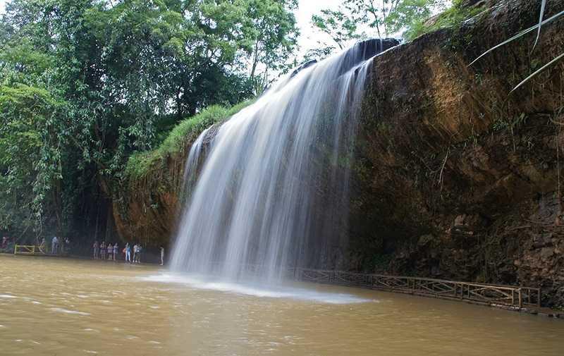 Далата парк и водопад Пренн
