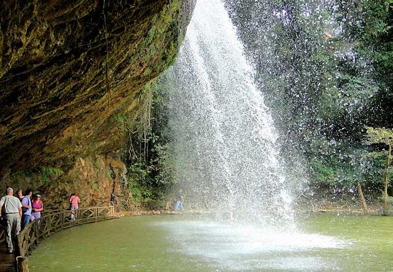 Далата водопад Пренн