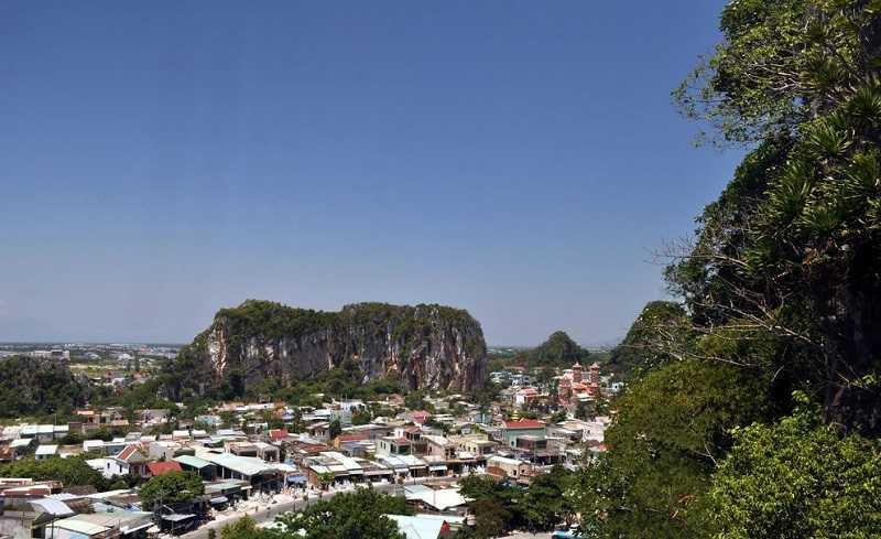 Дананг мраморные горы