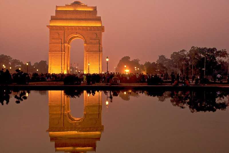 Дели Ворота Индии