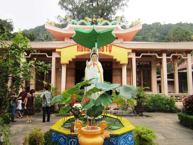 Дуонг Донг пагода Со Мюон