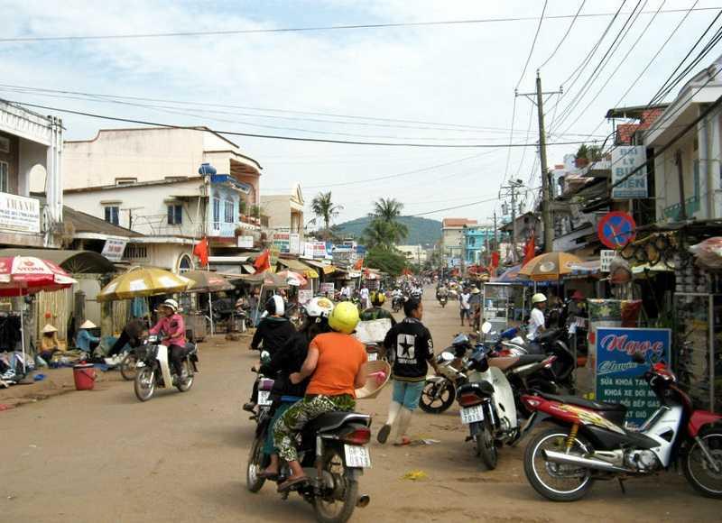 Дуонг Донг столица