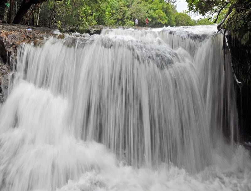 Дуонг Донг водопад Суой Тран