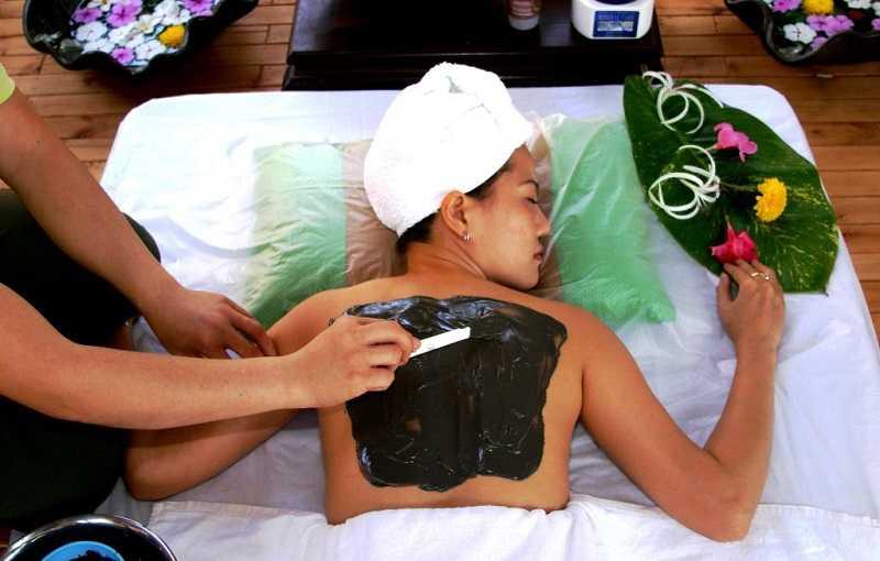Фантьет термальные источники Бинь Чау грязелечение