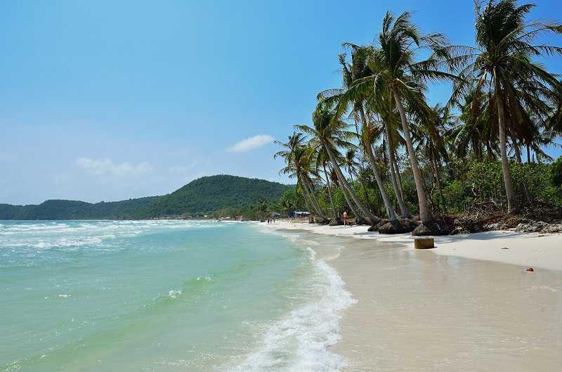 Фукуок пляж Бай Сао когда ехать