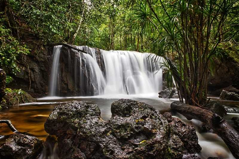 Фукуок водопад Чань