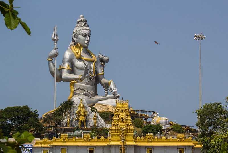 Гоа Храм Бога Шивы