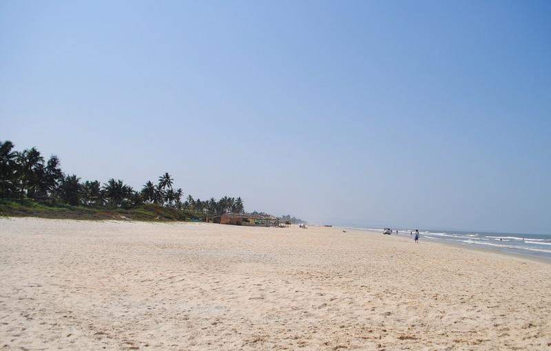 Гоа Отель Рамада Каравелла пляж