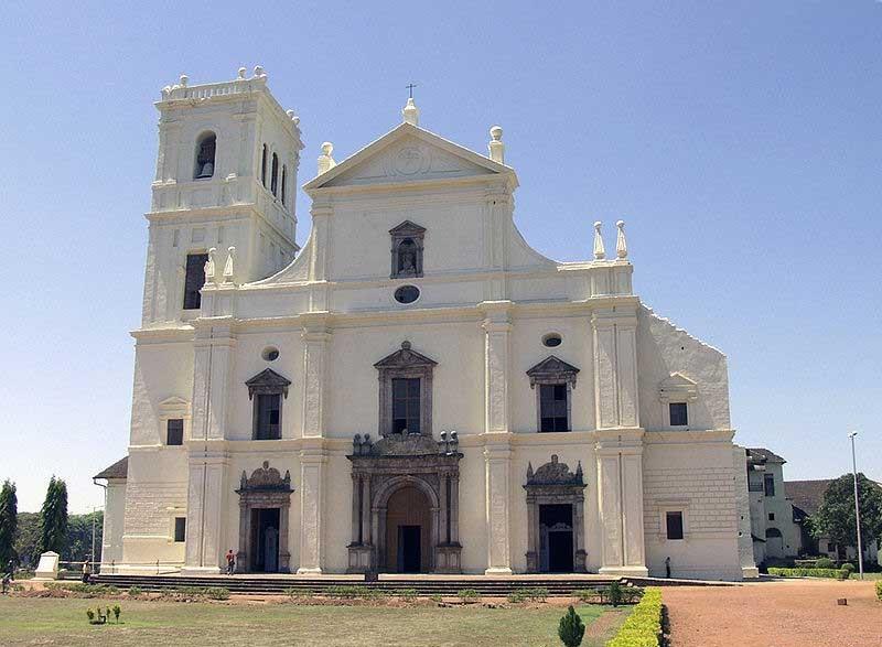 Гоа Собор Святой Екатерины