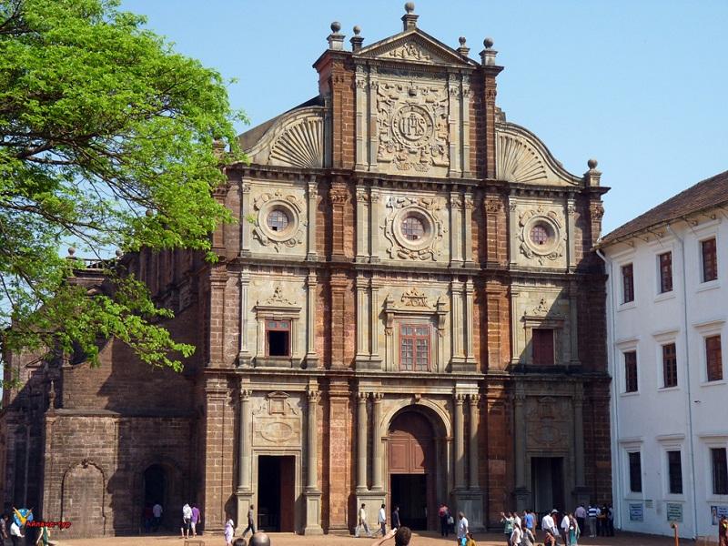 Гоа Церковь Св. Каэтана