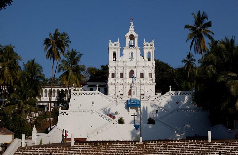 Гоа Церковь Святого Духа