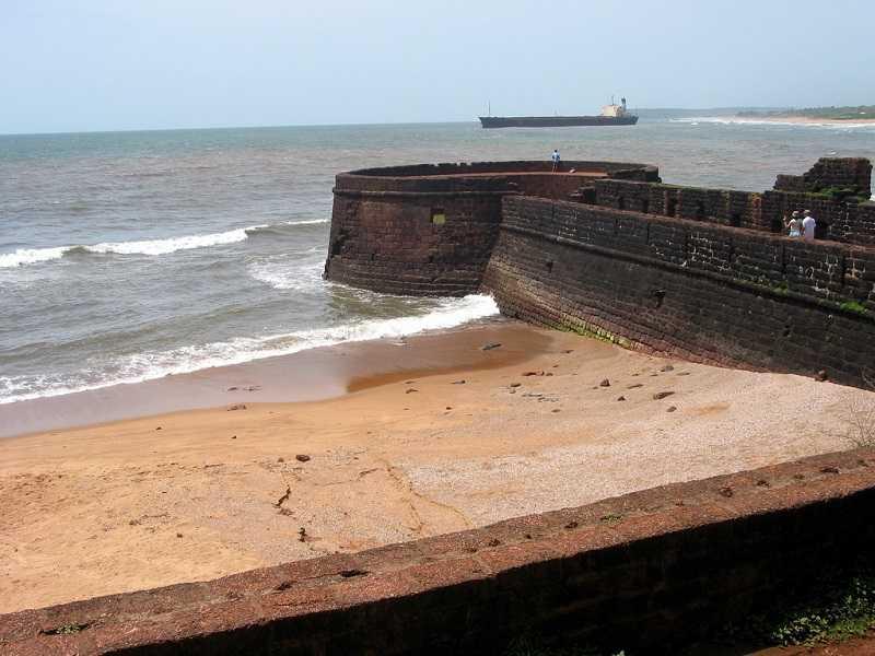 Гоа форт Агуада