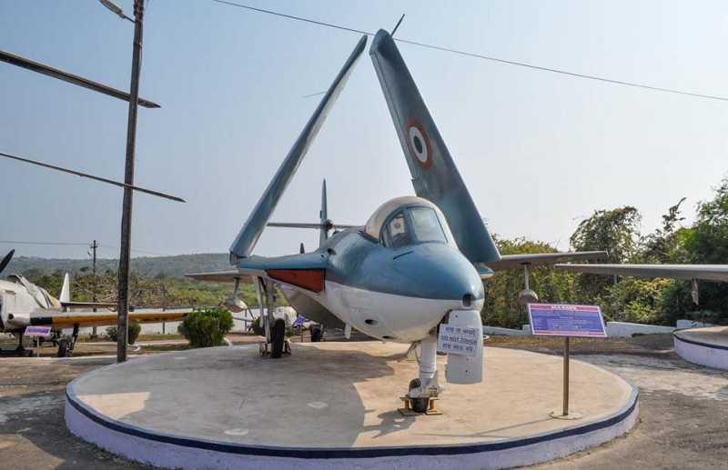 Гоа пляж Богмало музей Морской Авиации
