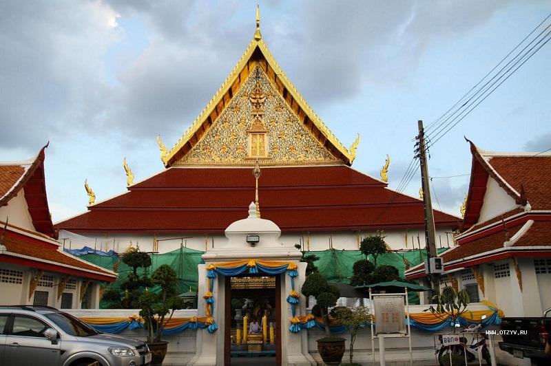 Город Хат Яй храм Ват Хат Яй На