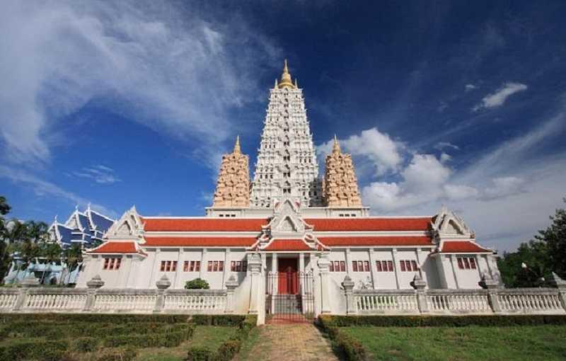 Храм Ват Ян в Паттайе музей