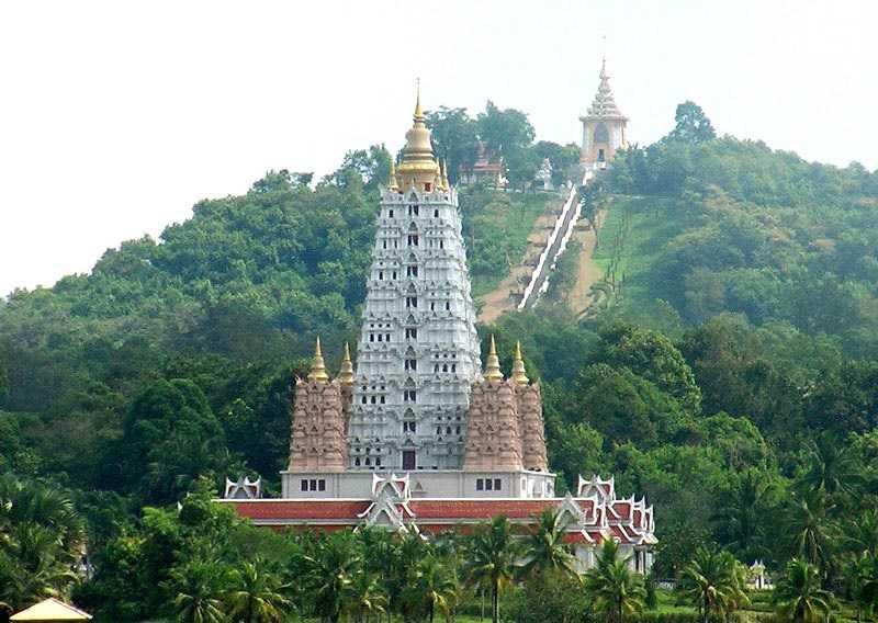 Храм Ват Ян в Паттайе1