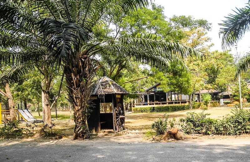 Хуа Хин парк Ча Ам