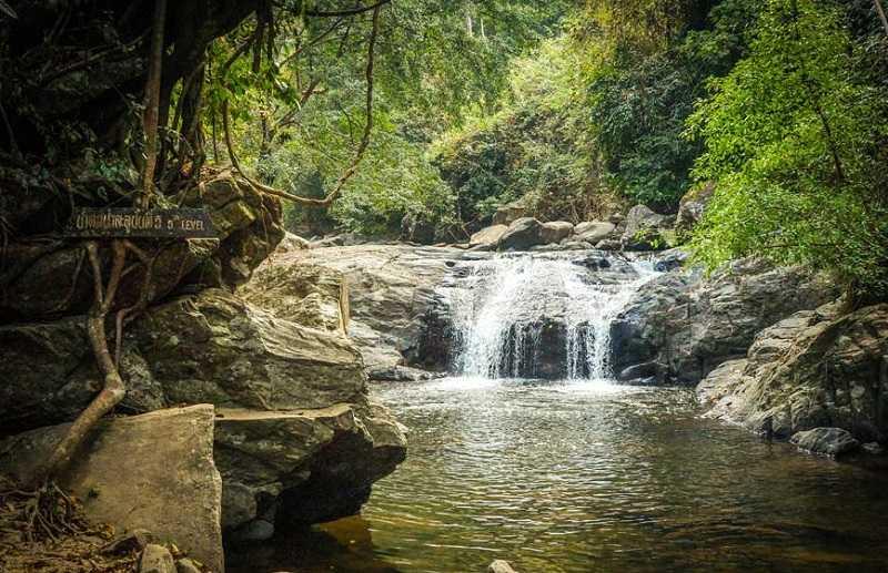 Хуа Хин водопад Палау