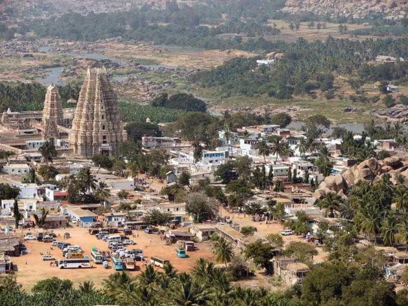 Индия Хампи