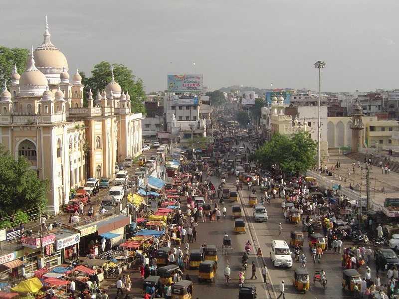 Индия Хайдарабад
