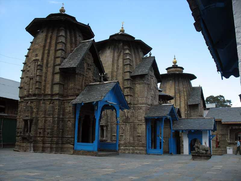 Индия Храм Браджешвари Деви