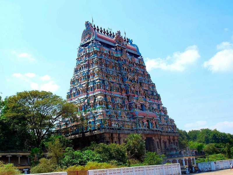 Индия Храм Шивы