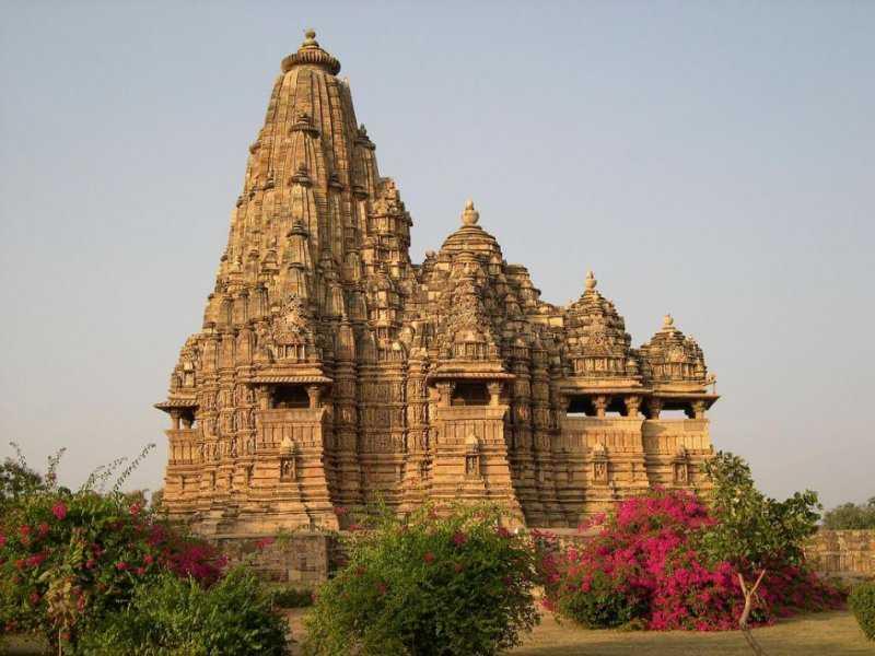 Индия Храм любви