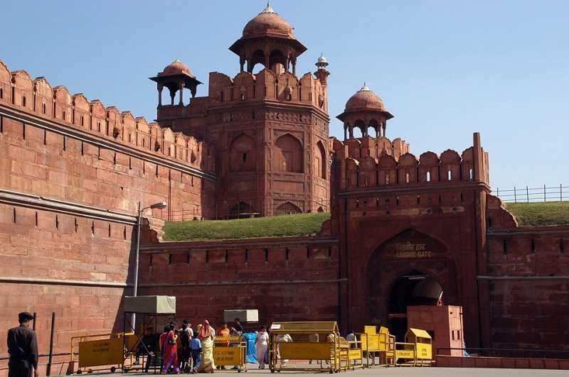 Индия Красный Форт