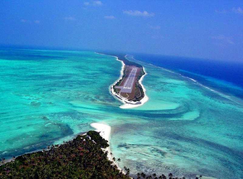 Индия Лакшадвипские острова