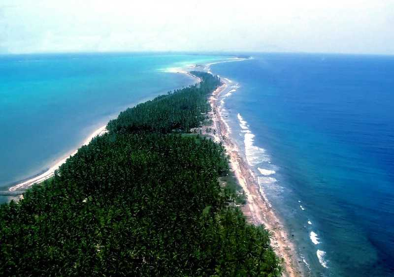 Индия Остров Агатти