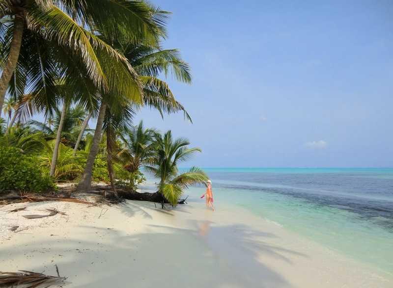 Индия Остров Бангарам