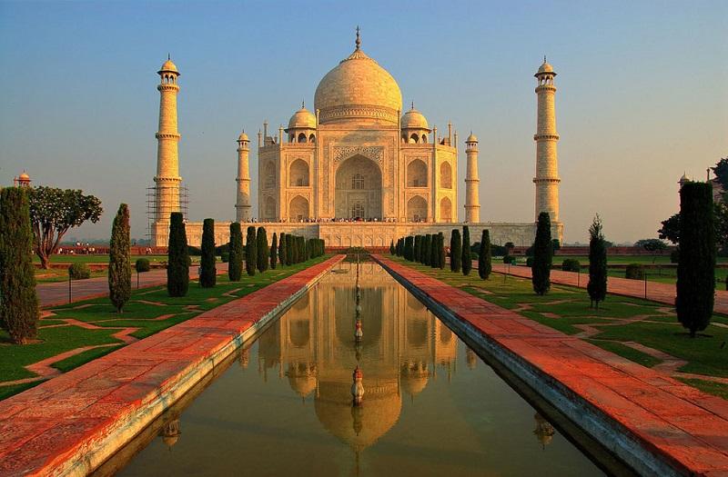 Индия Тадж-Махал