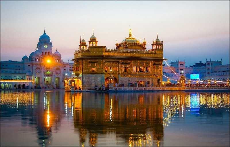 Индия Золотой храм