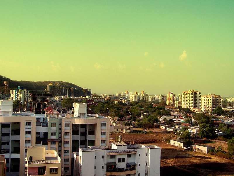 Индия город Пуна