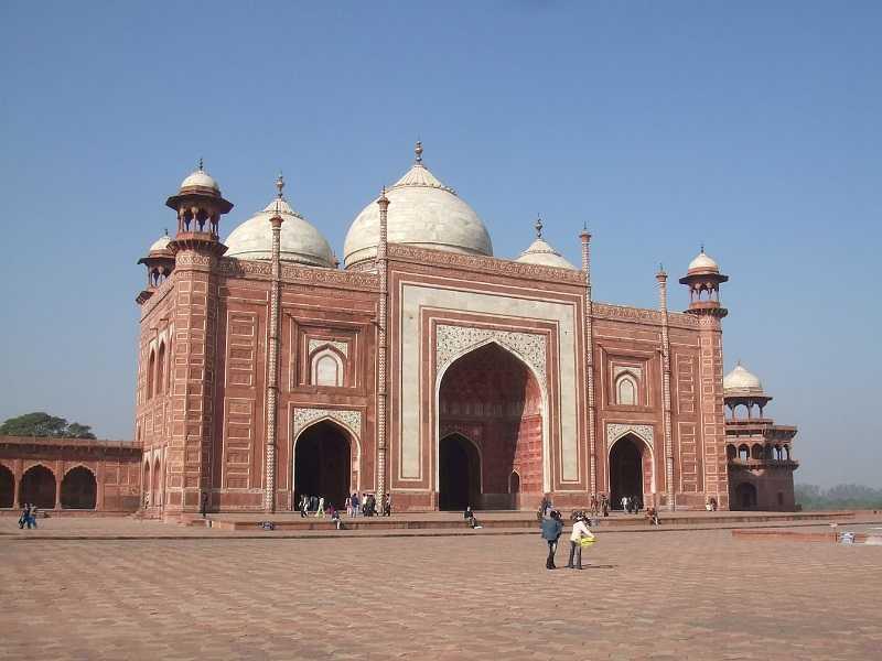 Индия мусульманская мечеть
