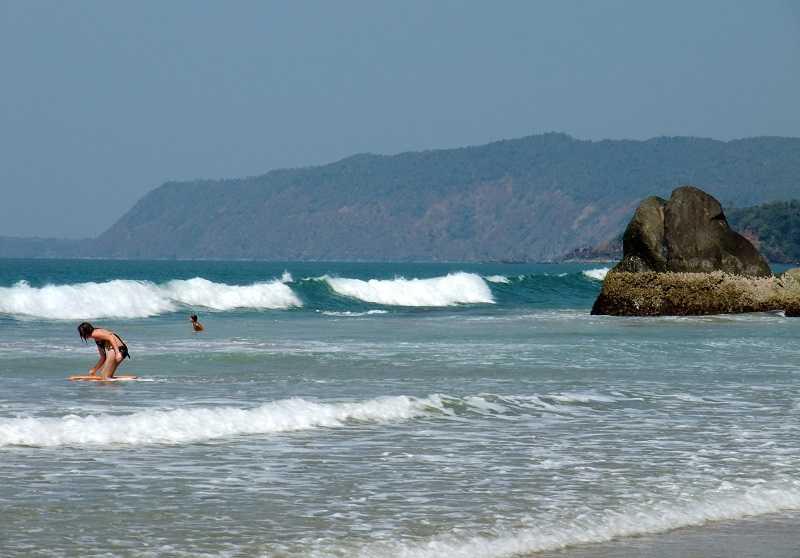 Индия пляжный отдых