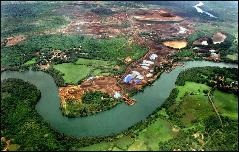 Калангут река Заури